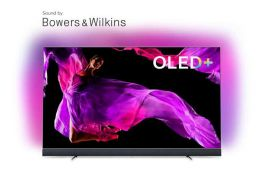"PHILIPS 65OLED903/12 Smart Tv 65"" Oled, UHD 4K, HDR, DVBT2/S2/C HEVC, Audio B&W"