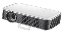 VIVITEK Qumi Q8 Videoproiettore Tascabile 3D LED DLP 1080P, 1.920x1.800, 1.000 Lumen - BIANCO