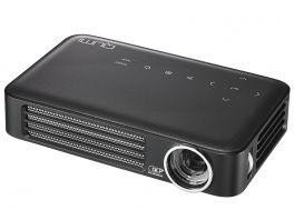 VIVITEK Qumi Q6  Videoproiettore WiFi Tascabile LED DLP WXGA, 1280x720, 800 Lumen - ANTRACITE