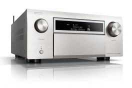 Denon AVC-X8500H Amplificatore AV 13.2 Canali (150W X 13) 4K Ultra HD Colore Silver