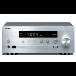 Yamaha CRX-N470D Lettore audio MusicCast Radio FM/DAB, Lettore CD, USB, BLuetooth, Airplay