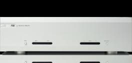 Musical Fidelity M6s Prx SILVER Finale di potenza stereo high end. Potenza 2x230W su 8 ohm. Costruzione Dual-Mono. 2 ingressi, 1 bilanciato XLR e 1 RCA