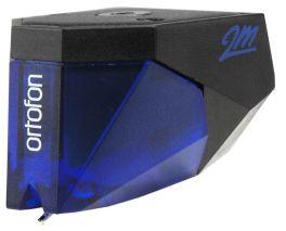 Ortofon 2M BLUE testina fonorivelatore stilo nude ellittico. Tensione di uscita 5,5mV. Peso di lettura consigliato 1,8gr