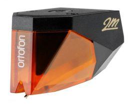 Ortofon 2M BRONZE testina fonorivelatore MM stilo nude fine line. Tensione di uscita 5mV. Peso di lettura consigliato 1,5gr