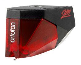 Ortofon 2M RED testina fonorivelatore stilo ellittico. Tensione di uscita 5 5mV. Peso di lettura consigliato 1.8gr