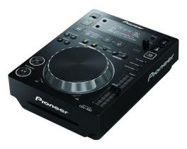 PIONEER CDJ-350 CD PLAYER PRO DJ LETTORE CDJ 350 USB MP3 *GAR. ITALIA*