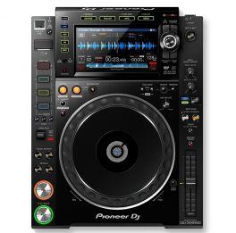 PIONEER CDJ-2000NXS2 NEXUS 2 BLACK CD PLAYER PROFESSIONALE PER DJ NERO *GAR ITALIA*