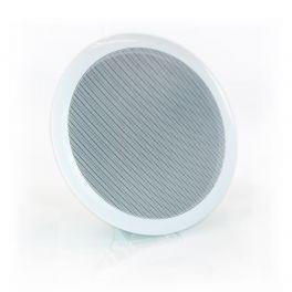 Master Audio CS165B Diffusore in ABS da soffitto ad incasso, 165 mm, con trasformatore per linea a 100 V