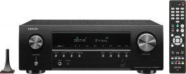Denon AVR-S650H Sintoamplificatore 5.2 canali 4K Ultra HD/60 Hz, HDR10