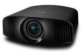 Proiettore SONY VPL-VW520ES 4K UHD BIANCO Videoproiettore HOME CINEMA SXRD 1800 lumen (NERO) - DISTRIBUZIONE SONY ITALIA