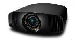 Proiettore SONY VPL-VW320ES 4K UHD BIANCO Videoproiettore HOME CINEMA SXRD 1500 lumen (NERO) - DISTRIBUZIONE SONY ITALIA