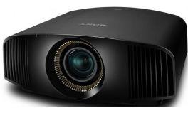 Proiettore SONY VPL-VW500ES NERO Videoproiettore HOME CINEMA  4K NATIVO ULTRA HD con rapporto di contrasto di 200.000:1 (DISTRUB