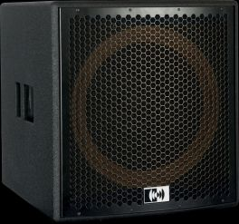 MONTARBO EARTH118 Subwoofer attivo in classe D (1500 W) woofer da 18""