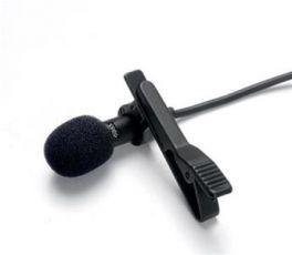 Master Audio CC506UHF Microfono lavalier unidirezionale adatto al trasmettitore MB504 o simili