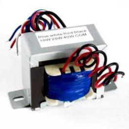 Trasformatore 100V TR40 Master Audio Potenza RMS: 10 / 20 / 40 W