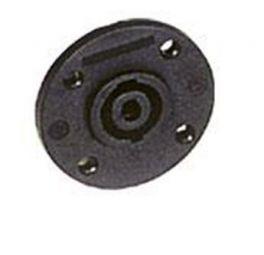 Presa da pannello speakon rotonda 4 poli MA1092 Master Audio