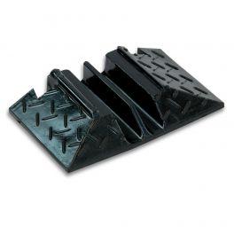 Terminale per pedana Master Audio SP03T, proteggi cavo, a 2 canali.