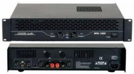 Amplificatore MPA1800 Master Audio professionale 2 canali 350W RMS 8 Ohm , 500W RMS 4 Ohm
