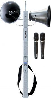 KARMA BM 661-2RM - Processioniere con 2 radiomicrofoni