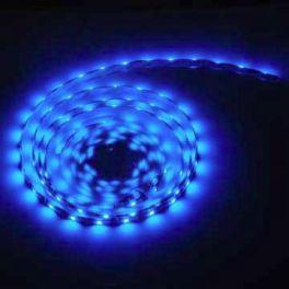 Striscia BSLB  Master Audio CON FONDO NERO flessibile a 300 LED colore BLU - bobina da 5 metri