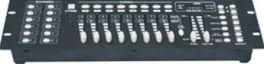 Controller SM006 Effetti luce DMX512 Master Audio (GAR. ITALIA)