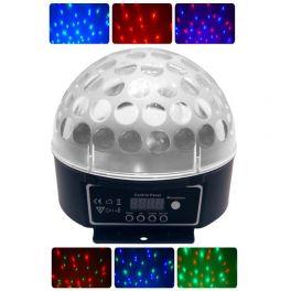 Par SPG002 Master Audio LED crystal ball