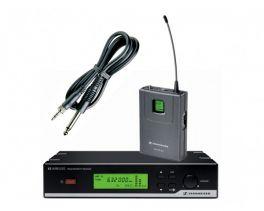 SENNHEISER XSW72-E INSTRUMENSTS SISTEMA RADIO WIRELESS PER CHITARRA E ALTRI STRUMENTI UHF