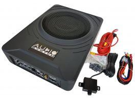 Audio System US08 ACTIVE 24VOLT Subwoofer attivo sotto sedile da 20 cm per camion 24V 200W RMS