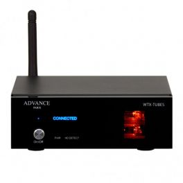 ADVANCE ACOUSTIC WTX-TUBES ricevitore wireless bluetooth 5.0 valvolare Classe A