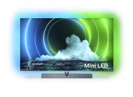 """Philips 75PML9636/12 Televisore MINILED 75"""" 4K UHD (190cm) nuova tecnologia MiniLed con più di 1.000 zone , audio B&W TOP GAMMA"""