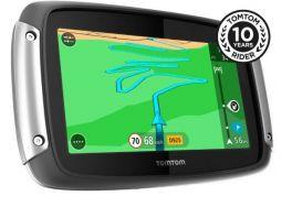 TOM TOM Rider 410 Great Rides Edition Mappe MONDO comprese!