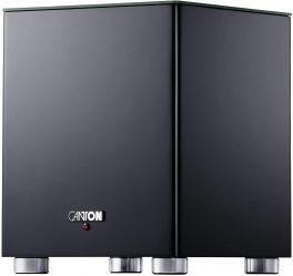 Canton SMART SUB 8 nero subwoofer wireless adatto a tutti i diffusori della serie Smart Canton