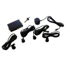 Alkor AK8C011 Kit 4 sensori parcheggio posteriore clip on con buzzer omologato ECE R-10