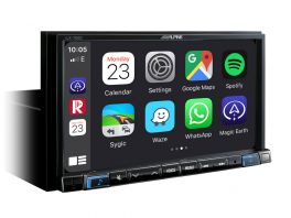 "Alpine ILX-702JC autoradio per Jeep Compass 7"" Car Play Android Auto"
