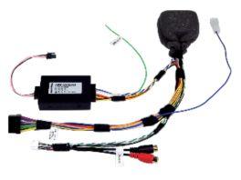 Alpine APF-X302AU Centralina Ripristino visualizzazione sensori e clima + Comandi al Volante con Gestione Menu originale