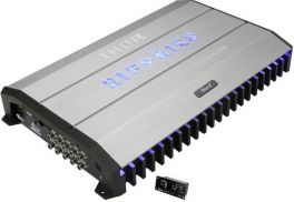 Hifonics THOR 5CH Hybrid DSP TRX-5005DSP amplificatore auto 5 canali 75 W x 4CH