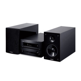 Yamaha MCR-B370D Sistema micro hi-fi DAB+ Bluetooth lettore CD e USB APKMCRB370DBLPB