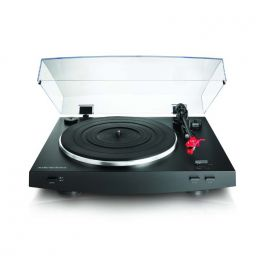 Audio Technica AT-LP3 BK Giradischi HiFi automatico con trazione a cinghia con Testina AT91R