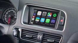 Alpine X703D-Q5 autoradio 2 din per Audi Q5, mappe TomTom, Apple CarPlay e Android Auto