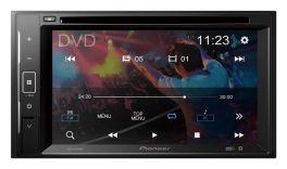 "Pioneer AVH-A240DAB sintolettore 2 DIN CD/DVD con touch-screen da 6,2"", DAB/DAB+, USB"
