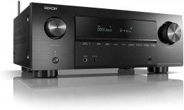 Denon AVR-X2700H DAB sintoamplificatore AV 8K a 7.2 canali con audio 3D, HEOS Built-in e Controllo Vocale