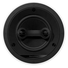"""B&W CCM664SR BIANCO Diffusori """"stereo"""" 2 vie da soffitto 80W a canale (COPPIA)"""