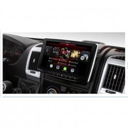 Alpine iLX-F903-DU autoradio 9 pollici dedicato Fiat Ducato Apple Car Play e Android Auto