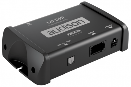 Audison bit DMI Digital MOST Interface per fibra ottica