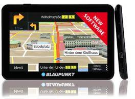"Blaupunkt Travel Pilot 74 Truck EU LMU 7"" TMC navigatore portatile BLK505"
