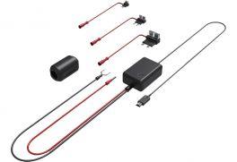 Kenwood CA-DR1030 Cavo collegamento Dash Cam installazione permanente e modalità parcheggio