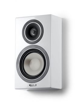 Canton Chrono SL 516.2 Diffusori acustici  colore Bianco a muro a 2 vie, cassa chiusa, 100W (COPPIA)
