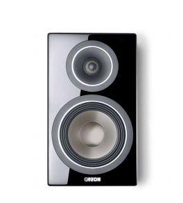 Canton Chrono SL 516.2 Diffusori acustici  colore Nero a muro a 2 vie, cassa chiusa, 100W (COPPIA)
