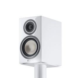 Canton Chrono SL 526.2 Diffusori acustici compatto colore Bianco da stand a 2 vie, cassa chiusa, 100W (COPPIA)