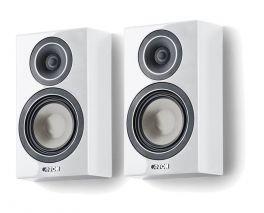 Canton Vento 816.2 coppia diffusori acustici da parete colore BIANCO a cassa chiusa, Wave-Surround (COPPIA)